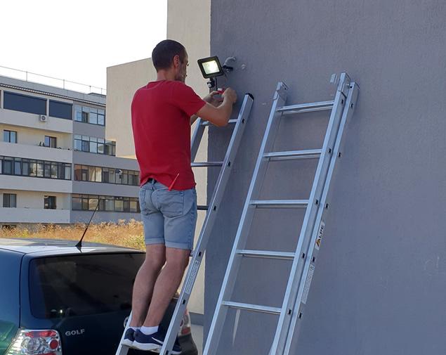 Întreținere clădiri și scări din cadrul Asociațiilor de Proprietari