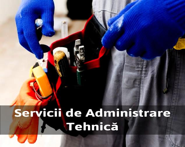 Servicii de Administrate Tehnica
